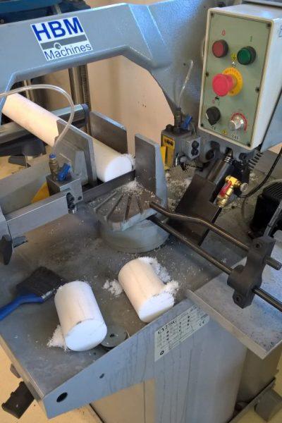 einddoppen-fabricage